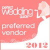 Perfect Wedding Guide Preferred Vendor 2012