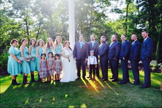 Shapiro Wedding