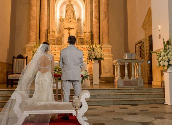 Gomez-Obando Wedding